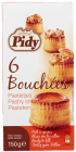# Pidy bouchees 6 stk 150 g