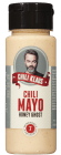 Chili Klaus majones m/ghost chili, honning 175ml