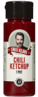 Chili Klaus 7 pot chili ketchup 175 ml