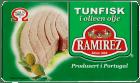 Ramirez tunfisk i olivenolje 120 g