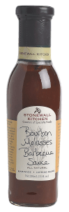 Stonewall grillsaus bourbon 330 ml