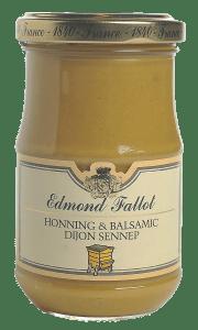 Fallot dijon sennep honning & balsamico 210 g