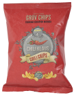 Chili Klaus chips m/chili vindstyrke 4 150 g