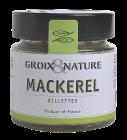Groix & Nature rillette av makrell 100 g