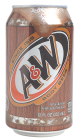 A&W rootbeer 355 ml