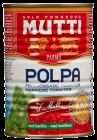 Mutti tomater knuste m/basilikum 400 g