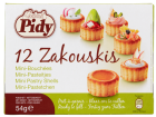 Pidy bouchees mini 12 stk 54 g