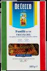 De Cecco fusilli (skruer) tricolore 500 g