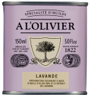 A L'Olivier olivenolje m/lavendel 150 ml