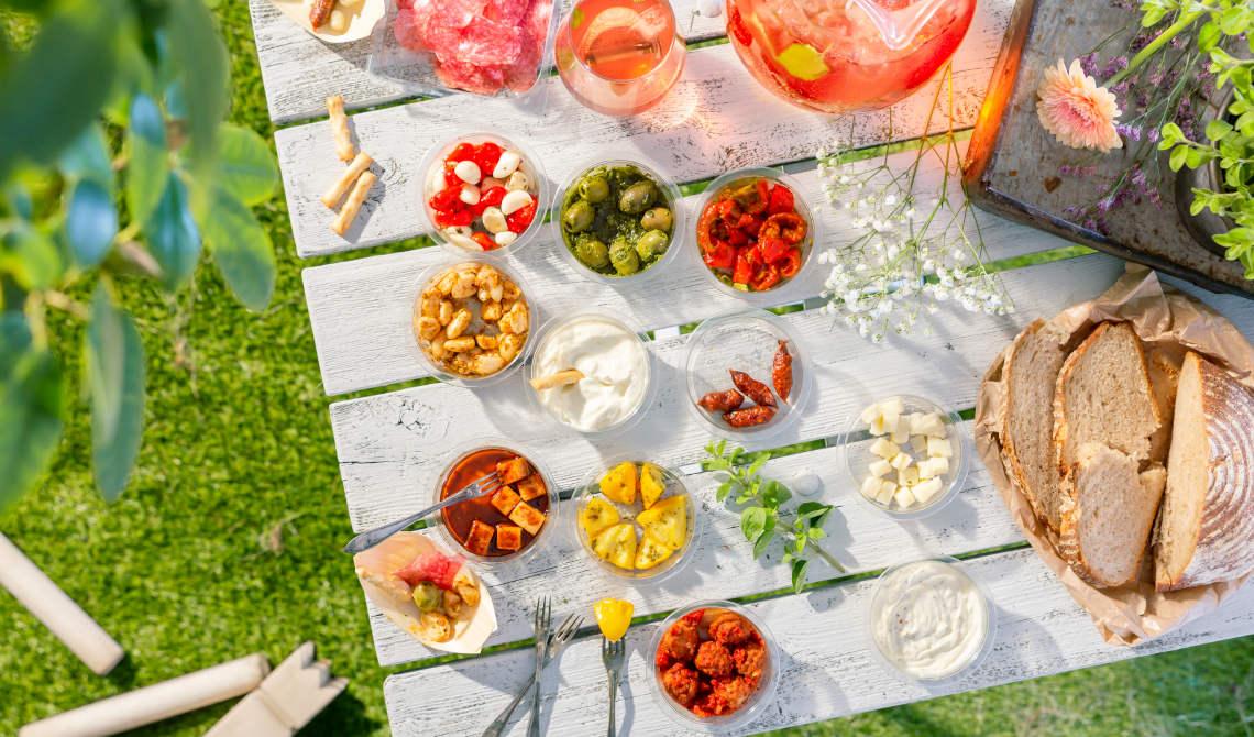 Få en spansk vri på den norske sommeren med tapas