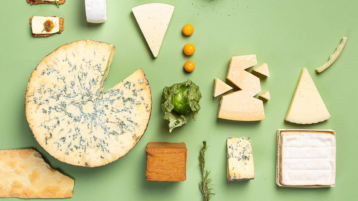 Glad i ost?