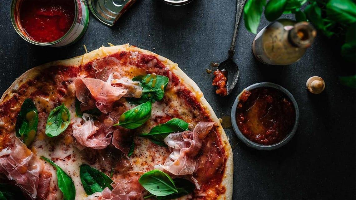 Pizza slik italienerne gjør det