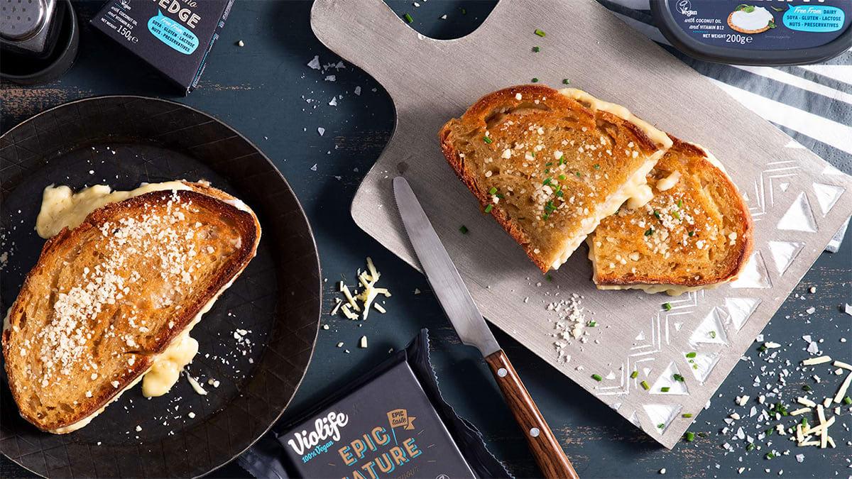 Smakfulle veganske produkter fra hele verden