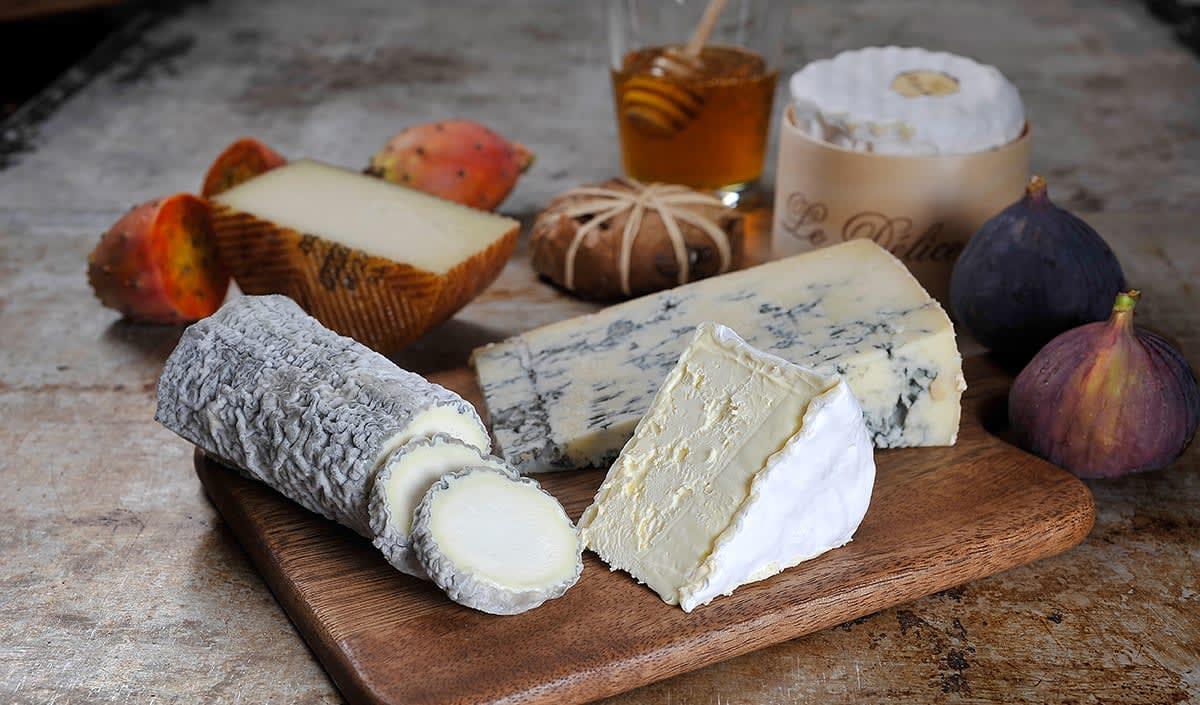Franske og italienske oster du ikke bør gå glipp av
