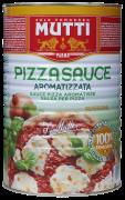 Mutti pizzasaus m/krydder 4,1 kg