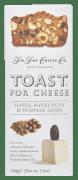 Toast for cheese dadler nøtter og gresskar 100 g