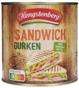 Hengstenberg sandwichagurker 2,45 kg