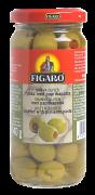 Figaro oliven grønn m/paprika 240 g