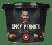 Chili Klaus peanøtter 140 g
