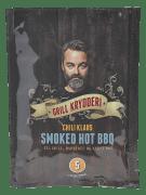 Chili Klaus smoked hot BBQ 75 g