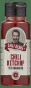 Chili Klaus red habanero chili ketchup 9 250 ml