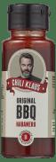 Chili Klaus habanero BBQ saus 250 ml