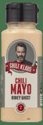 Chili Klaus majones m/ghost chili, honning 250 ml