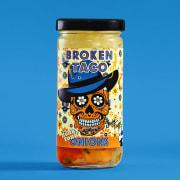 Broken Taco Honky Tonk onions 226 g