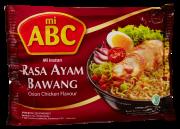 ABC nudler kylling & løk 5x65 g