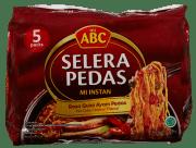 ABC nudler gulai kylling sterk 5x70 g