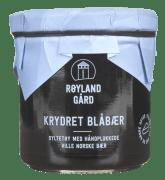 Røyland blåbærsyltetøy krydret 160 g