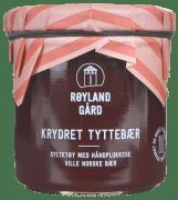 Røyland tyttebærsyltetøy krydret 160 g