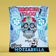 Broken Taco mozzarella revet 90 g