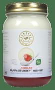 Rawsome yoghurt jordbær ØKO 500 ml