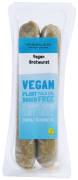 Veggyness vegan bratwurst 200 g