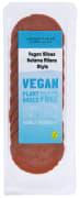 Veggyness vegan salami skivet 80 g
