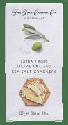 Fine cheese crackers m/olivenolje & havsalt 125g