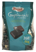 Zaini cioccolatini assortiti 1 kg