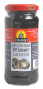 Figaro oliven sort skivet 240 g