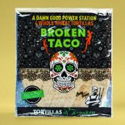 Broken Taco tortilla fullkorn XL 4pk 245 g
