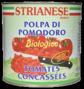 Strianese tomater finhakkede (polpa) ØKO 2,55 kg