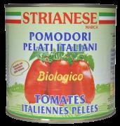 Strianese tomater hele ØKO 2,55 kg