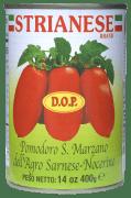 Strianese tomater San Marzano DOP 400 g