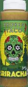Broken Taco mexican green sriracha 237 ml
