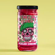 Broken Taco Lime Pickled Onions 226 g