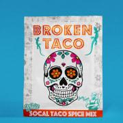 Broken Taco SoCal taco spice mix 25 g