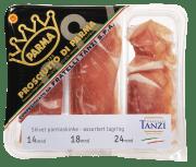 Parmaskinke 14, 18 og 24 mnd 120 g