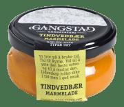Gangstad tindvedbær marmelade 100 g