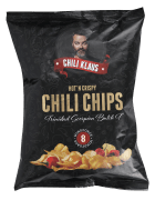 Chili Klaus chips m/chili vindstyrke 8 150 g