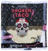 Broken Taco tortilla S 8 pk 220 g